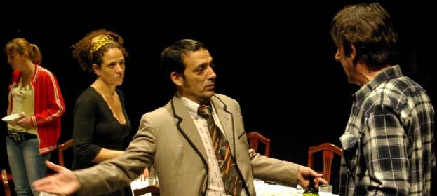 El sopar - Iguana Teatre