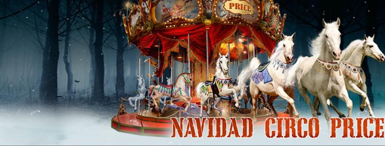 navidades circo price 2014