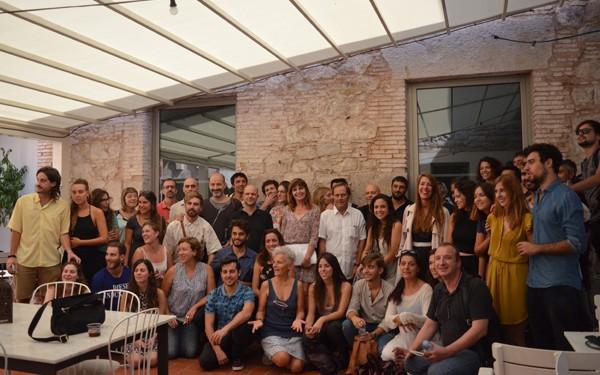 Foto de familia La Seca-Espai Brossa 15/16