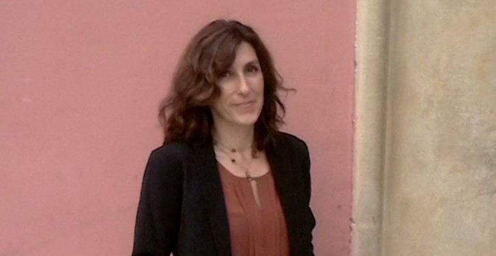 Marta Pérez, miembro de T de Teatre
