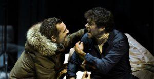 Ivan benet i Pablo Derqui en Lànec salvatge