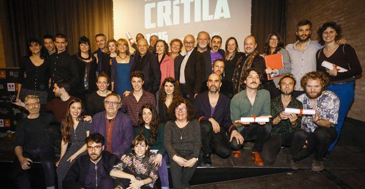 Premis de la Crítica 2016