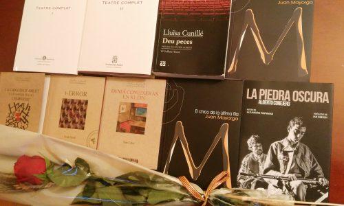 obras de teatro publicadas