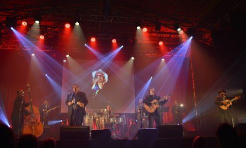 concierto del grupo Compay Segundo