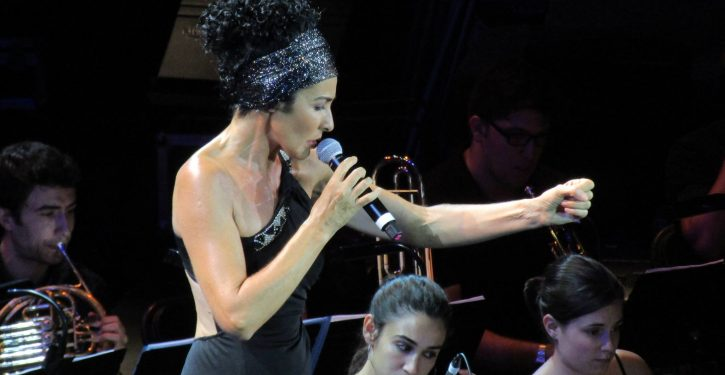 Nina al Nit de musicals #magradenelsmusicals
