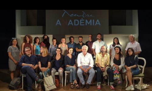 Guido Torlonia presenta temporada en el Teatre Akadèmia