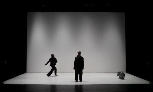 El quinto invierno de Mal Pelo dos bailarines a escena